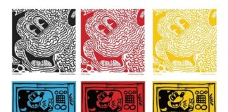 Levi Strauss e Disney Keith Haring