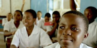 in malawi protesta degli insegnanti