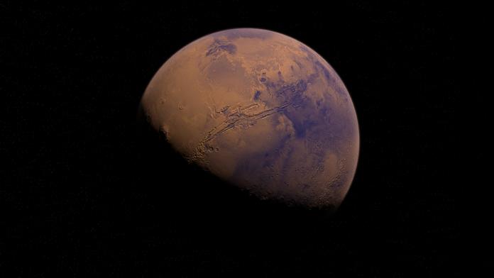 Mars Oxygen
