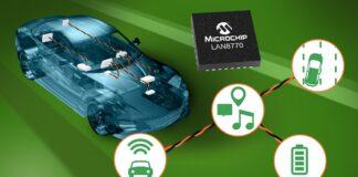 Microchip industria auto