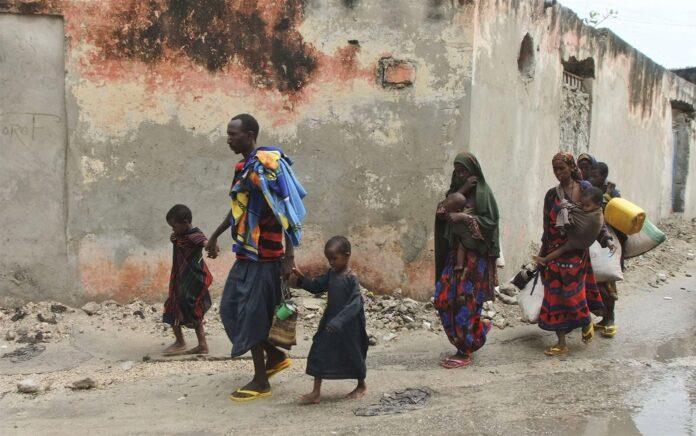Somalia i disordini