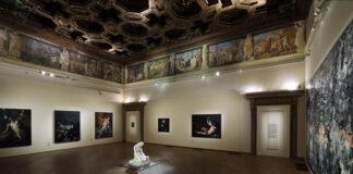 Sfregi di Nicola Samorì, mostra a Bologna, articolo di Loredana Carena