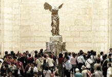 visita virtuale del Louvre