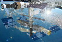progetto stazione spaziale russa