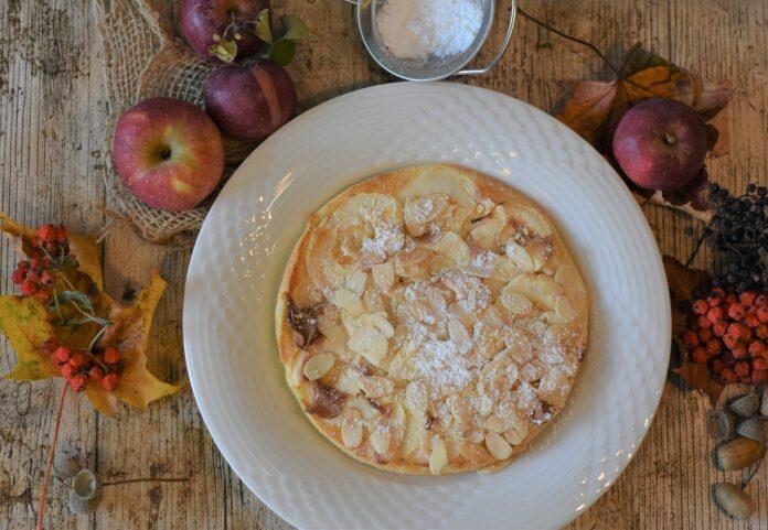 Pancake a base vegetale