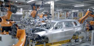 produzione auto 2020
