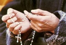 il rosario di maggio