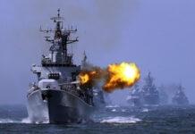 Russia chiude il Mar Nero