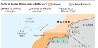 consolato senegalese nel sahara occidentale
