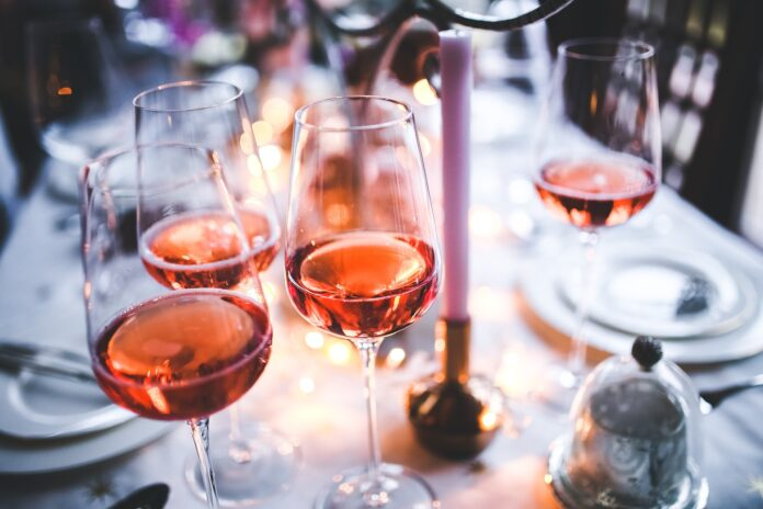 Rosé Cooler