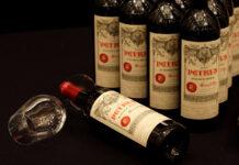 Vino Pétrus 2000