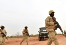 Burkina Faso senza pace