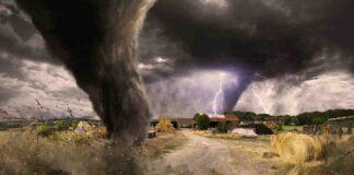 Due Violenti tornado