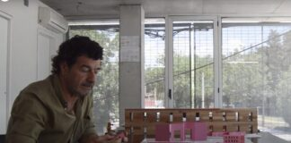 La casa infinita presentata da Gerardo Caballero al Padiglione argentina per la Biennale d'archiettura di Venezia 2021