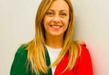 Giorgia Meloni premier