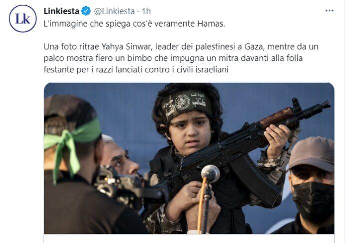 È giusto sostenere i palestinesi?