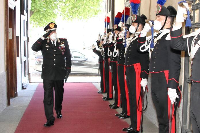 Comandante Generale dell'Arma dei Carabinieri