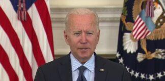 Biden fissa obiettivo