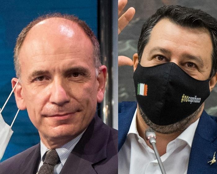 Salvini-Letta