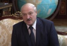 "Lukashenko ""irritato"""