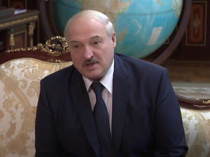 """Lukashenko """"irritato"""""""