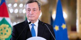 Mario Draghi sull'Italia senza figli