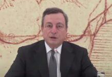 Draghi appoggia la proposta di Biden sui brevetti