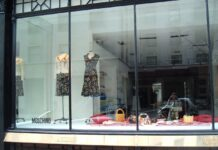 Moschino New York Fashion Week