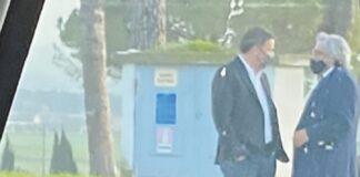 Renzi incontra uno 007