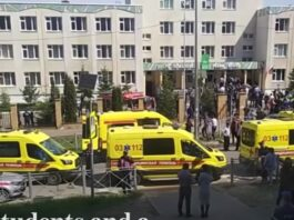 Russia: sparatoria in una scuola