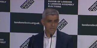 Elezioni Londra