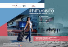 "stazione Tiburtina ""InTRansito"""