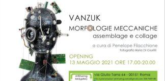 "Vanzuk ""Morfologie meccaniche"""