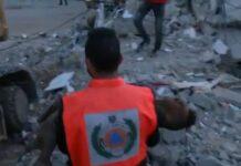 bambini in pericolo a Gaza