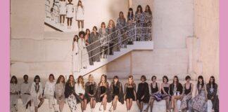 Capelli: la riga laterale Chanel