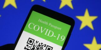 Certificato COVID digitale UE (rielaborazione fotografica di Loredana Carena e articolo di Loredana Carena)