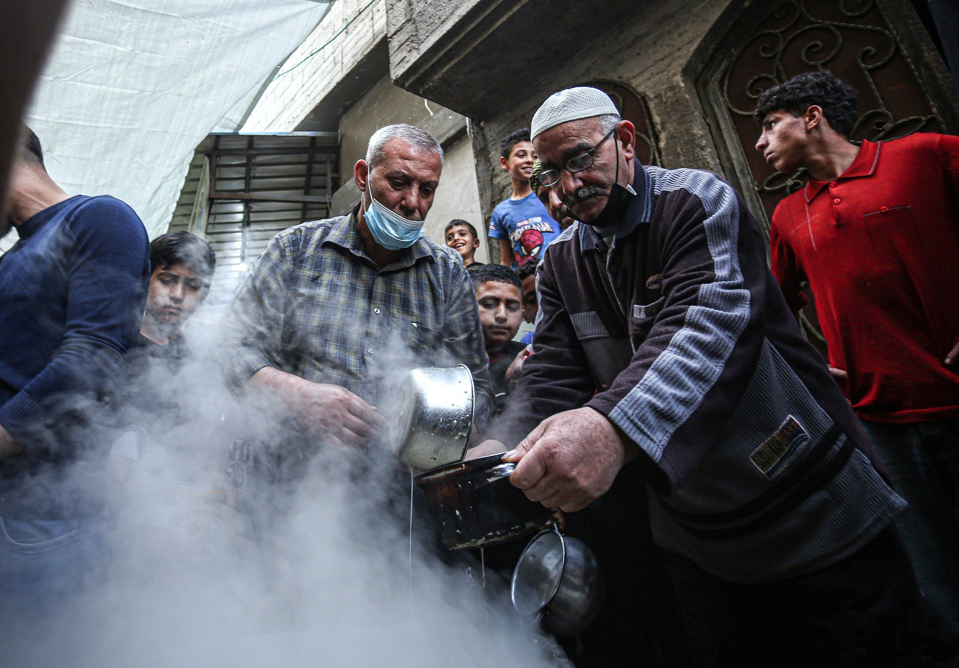 conflitto israele gaza