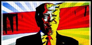 La grande bugia dell'ex presidente Donald Trump