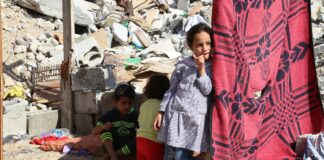 escalation a gaza