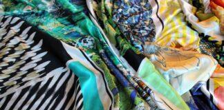 Pretty Paisley: stampe foulard