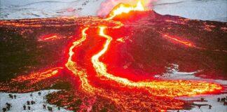 Nuova eruzione Geldingadalur
