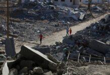 israele su gaza