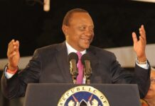 manovre politiche di Kenyatta