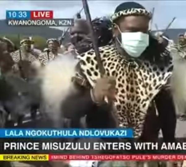 Re degli Zulù