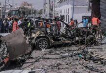attacco terroristico Mogadiscio