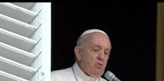 sui fatti di gaza papa