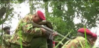 polizia kenyota
