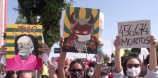 Brasile: manifestazioni