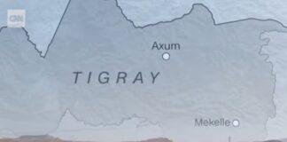 assedio in Tigray