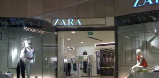 Zara nuovi cosmetici in vendita